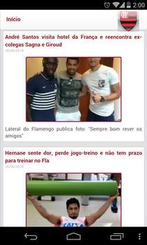 Notícias do Flamengo screenshot 1