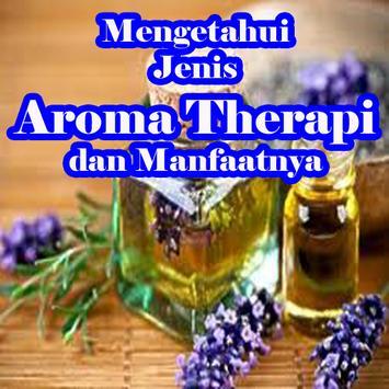 Mengetahui Jenis Aroma Therapi dan Manfaatnya poster