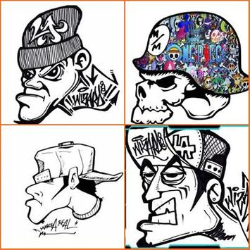 Draw Graffiti poster
