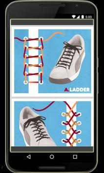 The Idea of Tying Shoelaces screenshot 1