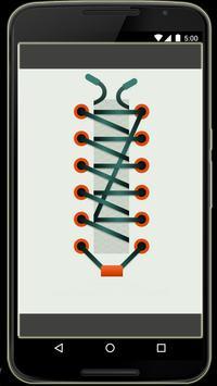 The Idea of Tying Shoelaces screenshot 4