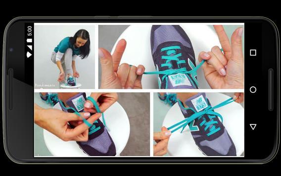 The Idea of Tying Shoelaces screenshot 5