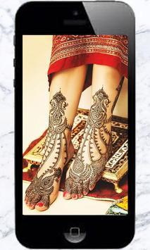 Mehndi Designs Offline Stylish Henna Design Thin poster