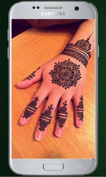 Mehndi Designs Offline Stylish Henna Design Thin screenshot 1