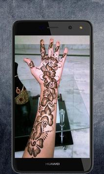 Mehndi Designs Offline Stylish Henna Design Thin screenshot 2