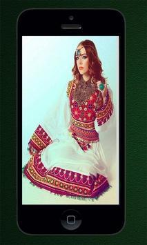 Afghan Girls Dresses - Afghan Girls Suit poster