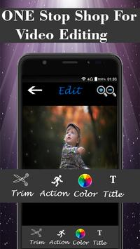 Pro Video Editor - Video Editing Tool poster