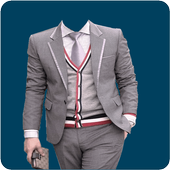 Mens Suits Photo Editor Frames icon