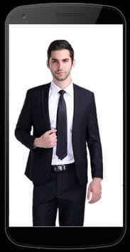 Mens Suits Photo Editor Frames screenshot 2