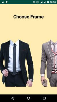Mens Suits Photo Editor Frames screenshot 3