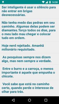 Mensagens de reflexão enviar apk screenshot