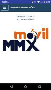 MMX Móvil poster
