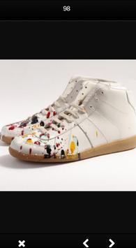 Men Shoes Design apk screenshot