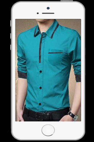 Gents Shirt Design Images