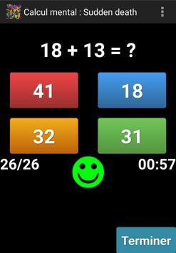 Mental Arithmetic poster
