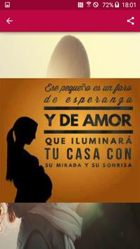 Frases de Embarazo: Imagenes de embarazadas apk screenshot