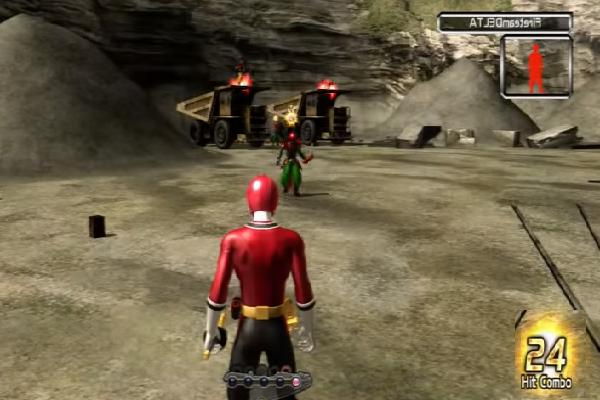 View Power Rangers Dino Thunder Game Download Pictures