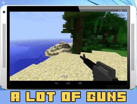 Top Gun Mods for Minecraft apk screenshot