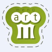 MenuArt Digital Tablet Menü icon