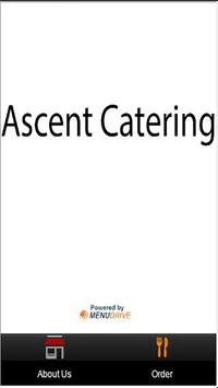 Ascent Catering poster