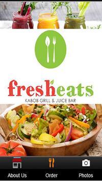 Fresheats Kabob Grill & Juice Bar poster
