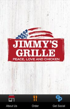 Jimmy's Grille To Go poster