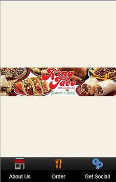 King Taco Online Ordering apk screenshot