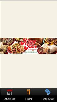King Taco Online Ordering poster
