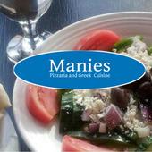 Manies Pizzaria & Greek icon