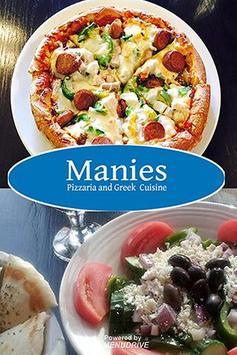 Manies Pizzaria & Greek screenshot 3
