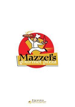 Mazzei's Gourmet Pizza poster