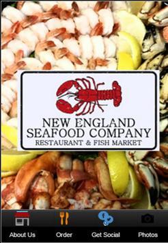 New England Seafood Company poster