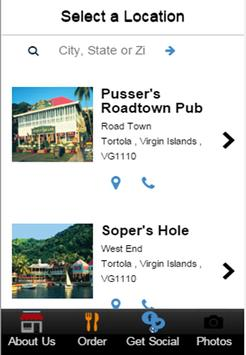 Pusser's Pub & Soper's Hole apk screenshot