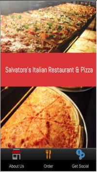 Salvatores Pizza poster