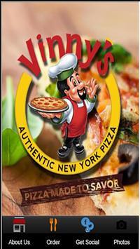 Vinny's NY Pizza poster