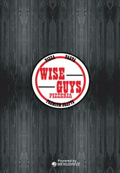 Wise Guys Pizzeria poster