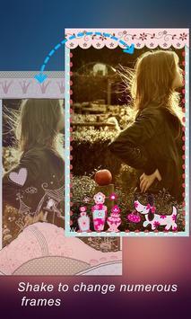 Birthday Theme MagicFrame apk screenshot