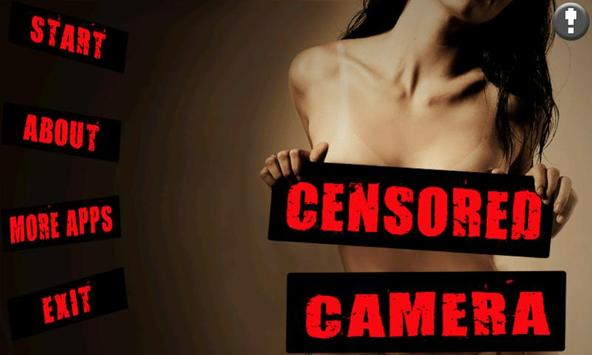 Censored Camera[Photo Editor] poster