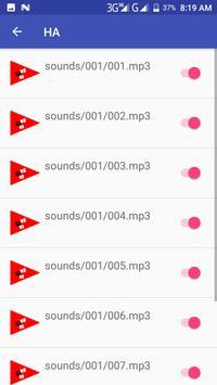 Sound screenshot 2