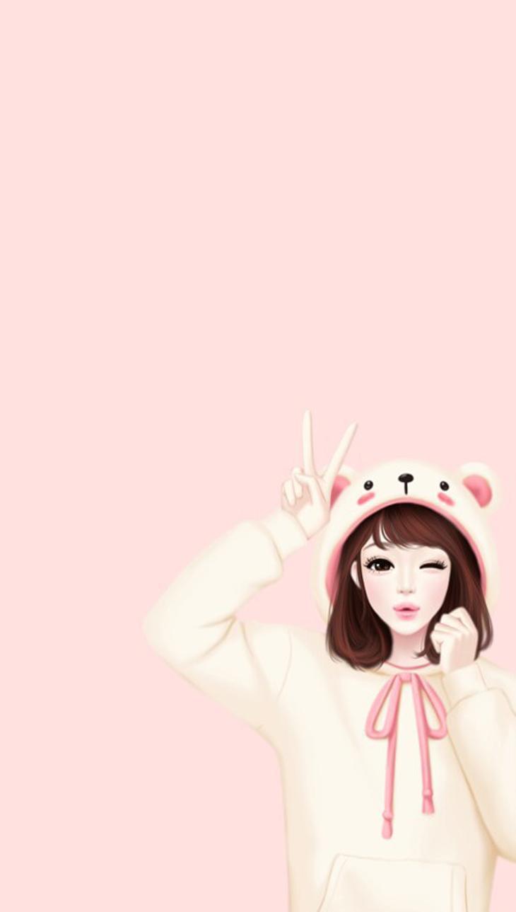 Cute Korean Wallpaper Hd Fur Android Apk Herunterladen