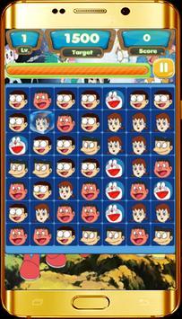 Puzzle Doraemon dan Nobita screenshot 2