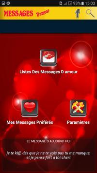 Message Damour Craquant 2 Apk App Descarga Gratis Para