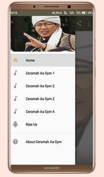 Ceramah A`a Gym poster