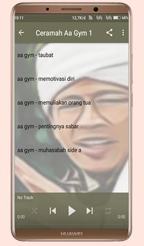 Ceramah A`a Gym screenshot 1