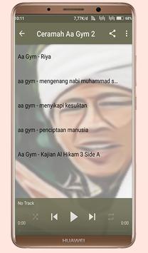 Ceramah A`a Gym screenshot 2