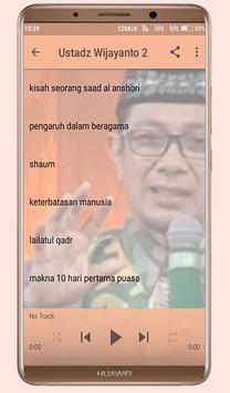 Ceramah Lucu Ustadz WIjayanto screenshot 1