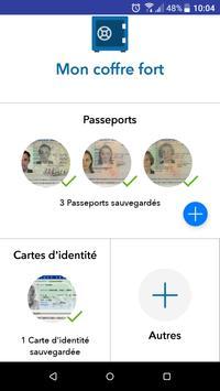 Mes démarches - vos droits et services en ligne скриншот 4