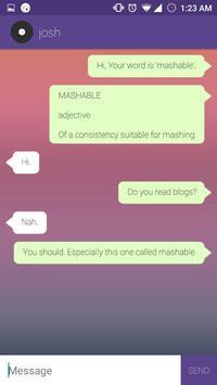 Wordlusion apk screenshot