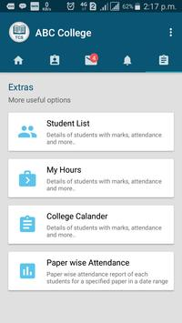OnlineTCS Sirsyed College screenshot 1