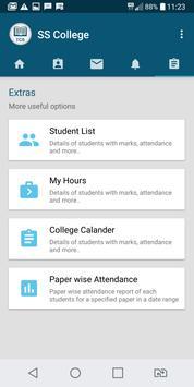 OnlineTCS SS College screenshot 2